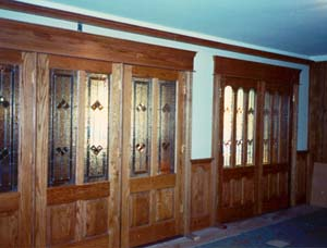 Custom doors & windows