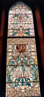 1890 monumental window