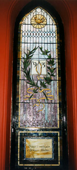 1893 monumental window